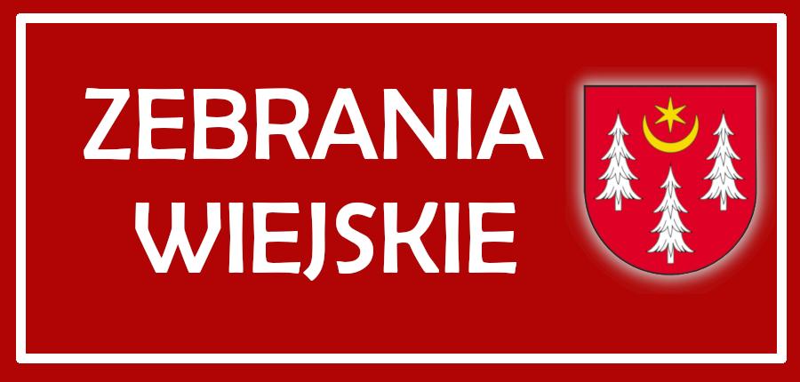 Gmina Niwiska. Kolejne zebrania sołeckie. Zabierz głos!  - Zdjęcie główne