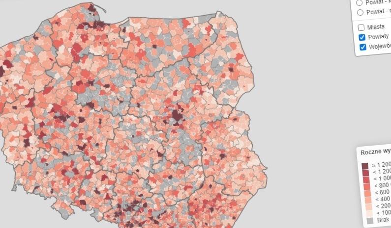 Ile kosztują lekcje religii w twojej gminie? Sprawdzisz to na interaktywnej mapie - Zdjęcie główne
