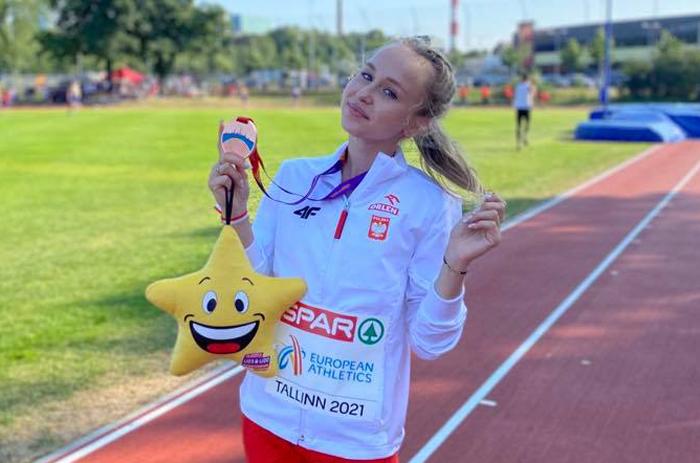 Magda Niemczyk medalistką Mistrzostw Europy! - Zdjęcie główne
