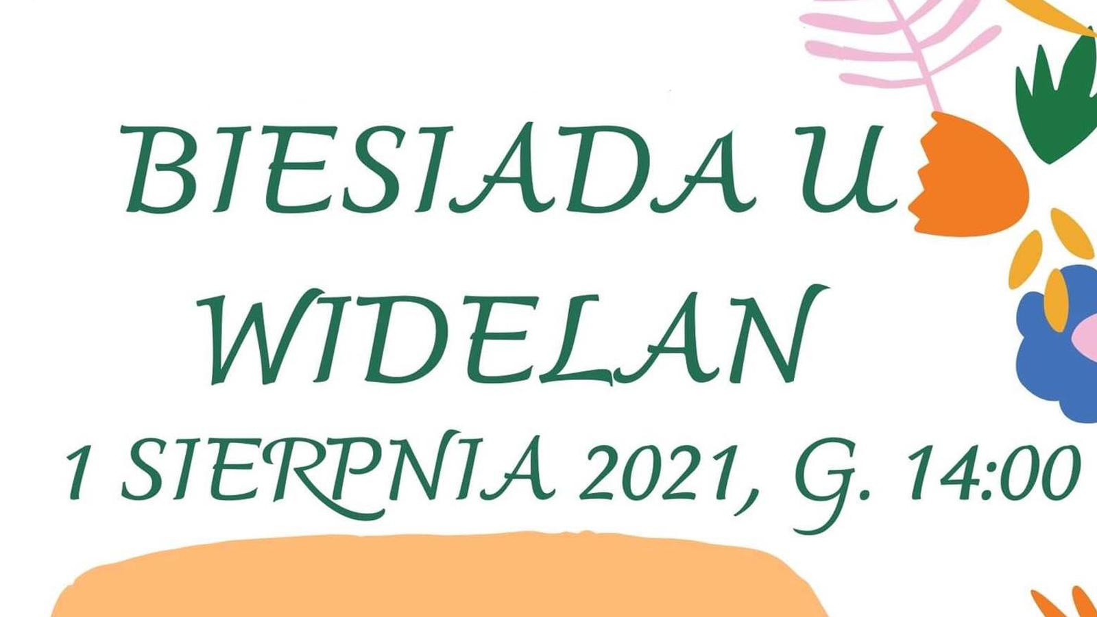 1 sierpnia: Biesiada u Widelan - Widełka 2021 - Zdjęcie główne