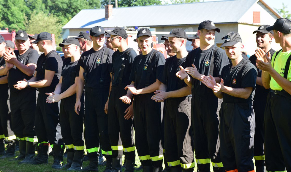 O pięć złotych więcej za godzinę będą dostawać strażacy ochotnicy z terenu gminy Majdan Królewski  - Zdjęcie główne