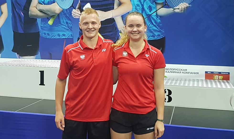 Badmintoniści Startu Widełka po zakończeniu wakacji wzięli udział w paru mocnych zawodach - Zdjęcie główne