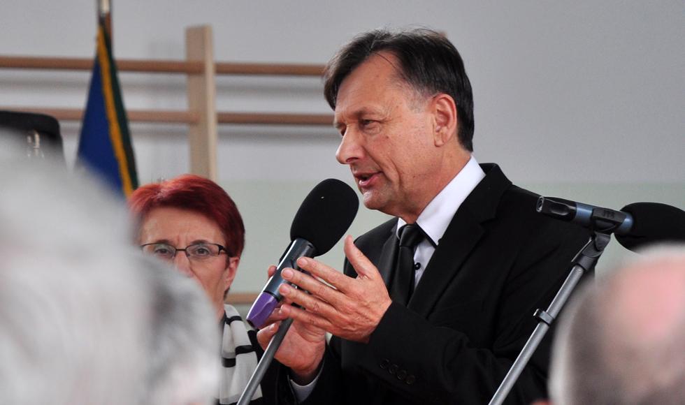 Ponad 70 proc. mieszkańców gminy Cmolas poparło kandydaturę wójta Eugeniusza Galka  - Zdjęcie główne