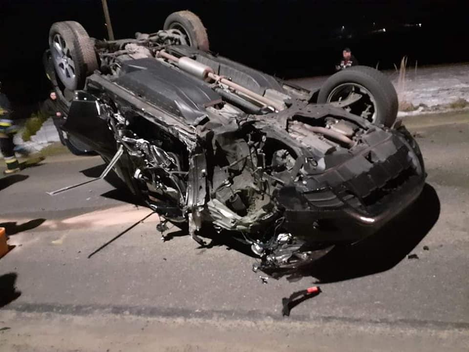 Podkarpacie: W wypadku ranne zostały trzy osoby. Nikt nie przyznaje się do winy - Zdjęcie główne