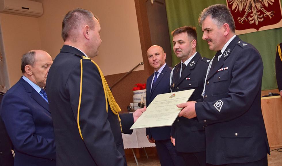 Jednostka OSP w Widełce została włączona do Krajowego Systemu Ratowniczo - Gaśniczego  - Zdjęcie główne