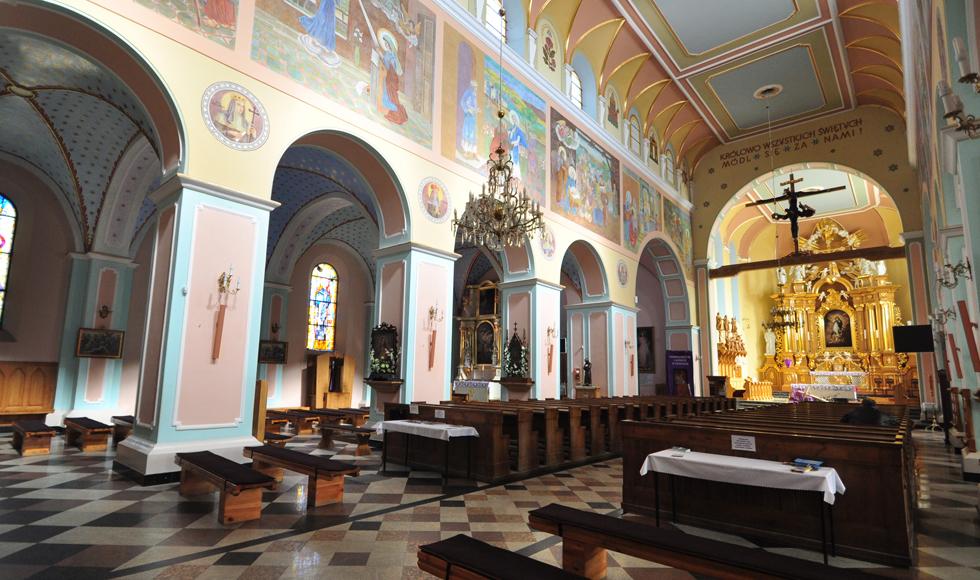 KOLBUSZOWA. Ważne informacje dla wiernych z kolbuszowskiej kolegiaty  - Zdjęcie główne