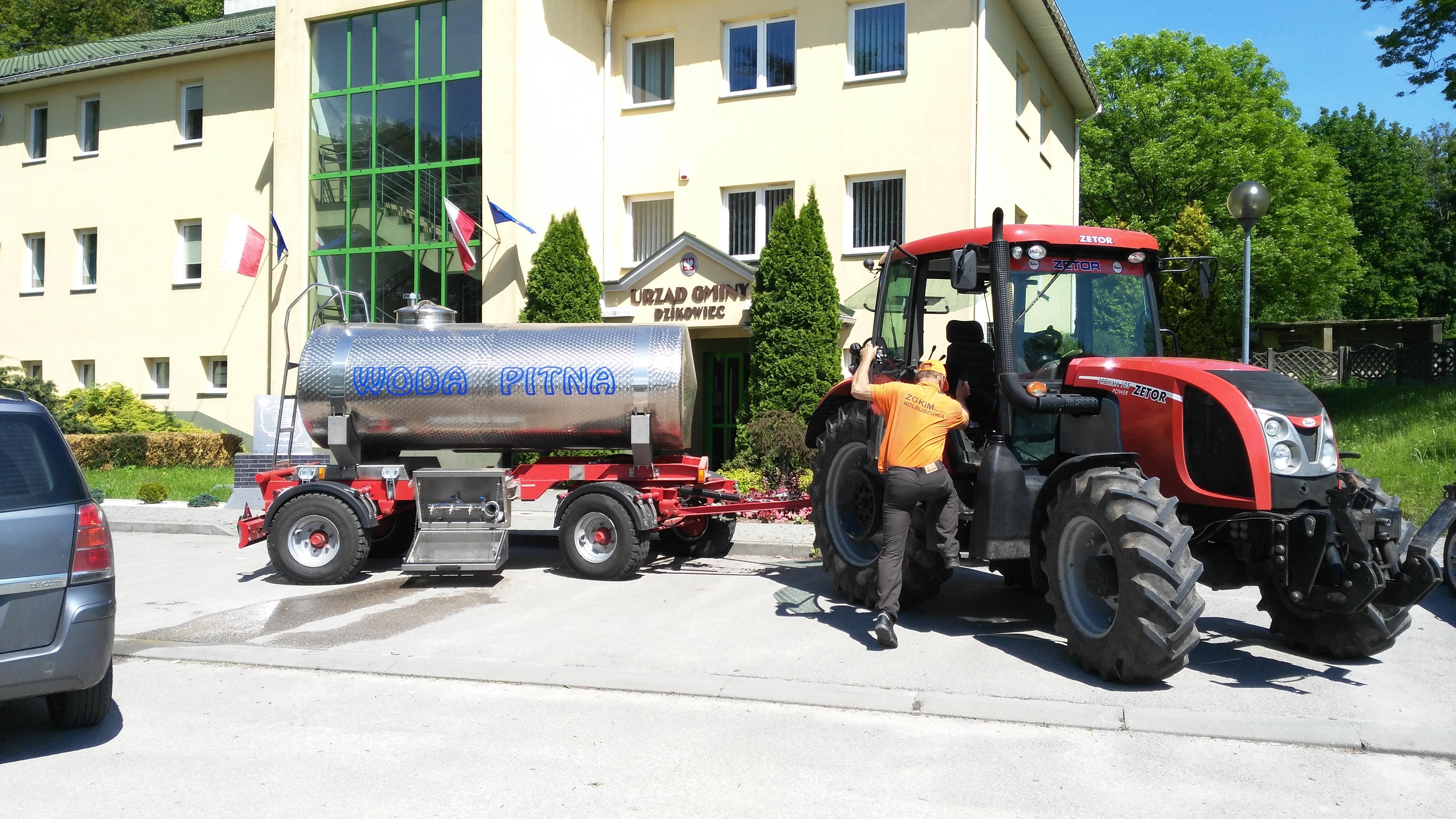 Skażona woda w gminie Dzikowiec nawet przez kilka dni! Sprawdź punkty poboru wody zdatnej do picia [LISTA] - Zdjęcie główne