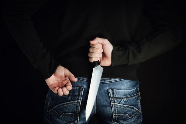 Napadł z nożem na sklep w Raniżowie. Maciej M. dostał wyrok. Jaki?  - Zdjęcie główne