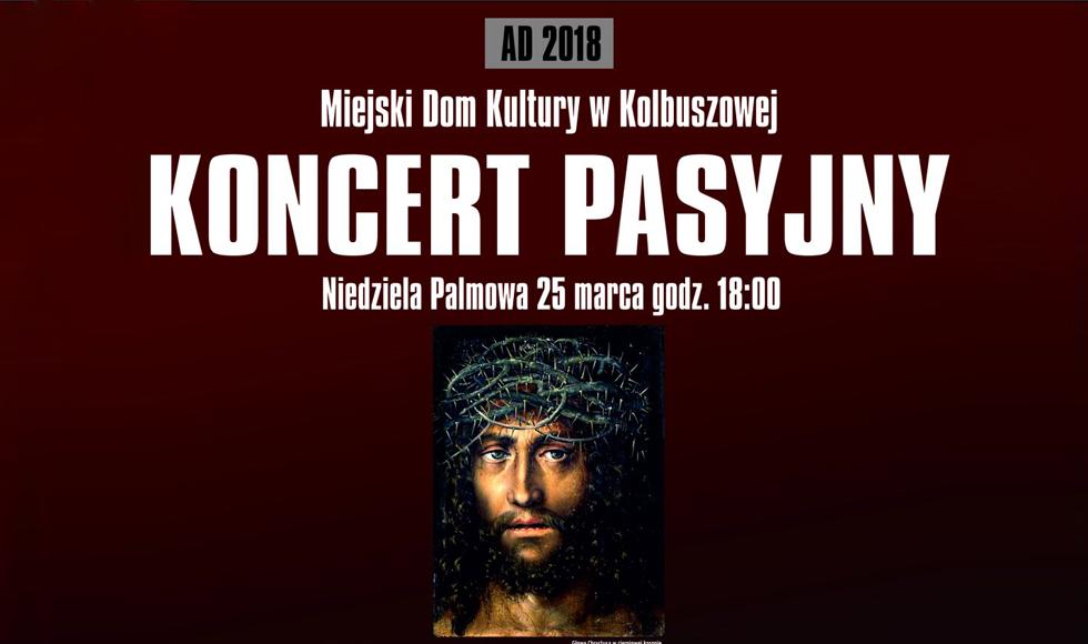 W Niedzielę Palmową w Kolbuszowej zorganizowany zostanie koncert pasyjny - Zdjęcie główne