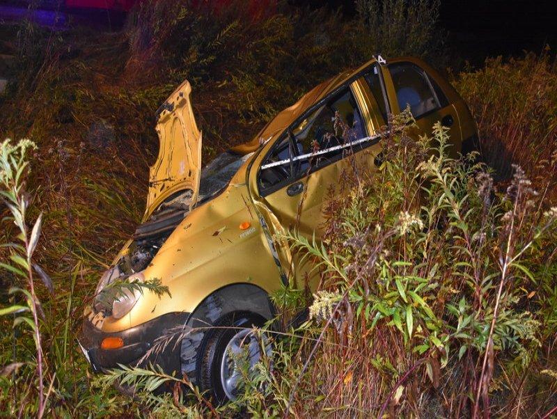Śmiertelny wypadek. Kierowca był nietrzeźwy - Zdjęcie główne