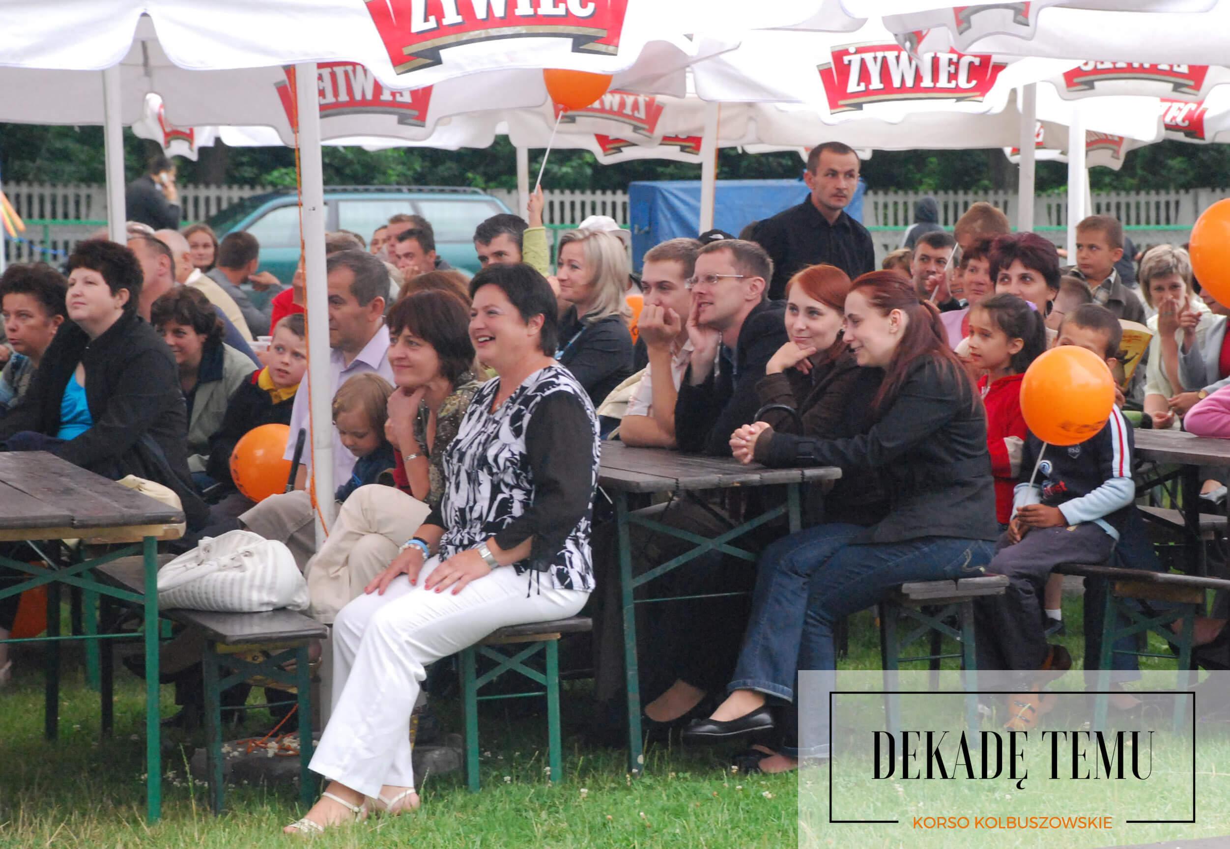 [DEKADĘ TEMU  Korsomania w Dzikowcu - 2009 rok - Zdjęcie główne