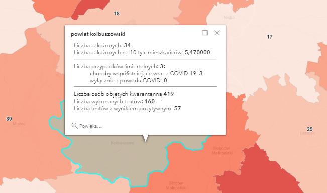 Zmarły kolejne osoby z powiatu kolbuszowskiego zakażone koronawirusem [czwartek  - 18 marca] - Zdjęcie główne