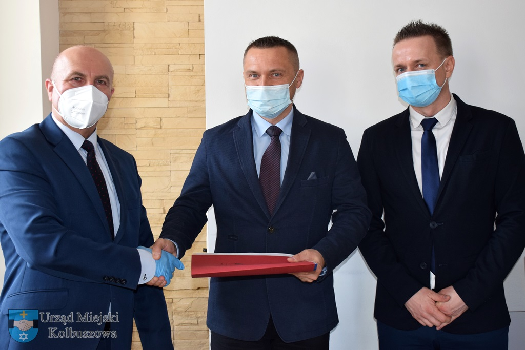 Umowa na przebudowę ul. Handlowej w Kolbuszowej podpisana  - Zdjęcie główne