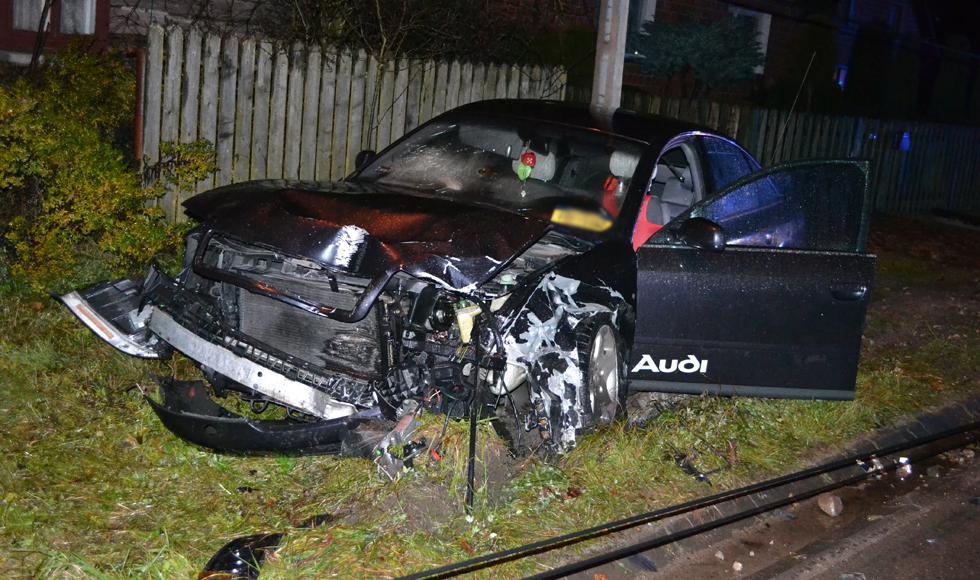 Jest prawomocny wyrok w sprawie pijanego kierowcy, który brał udział w wypadku  - Zdjęcie główne