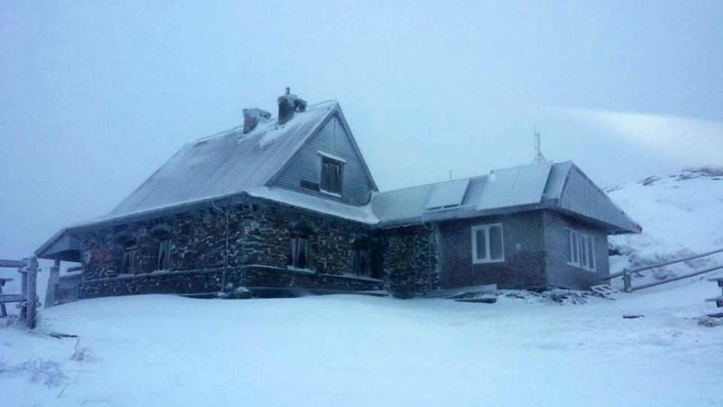 Bardzo trudne warunki w Bieszczadach. GOPR wydaje ostrzeżenie  - Zdjęcie główne