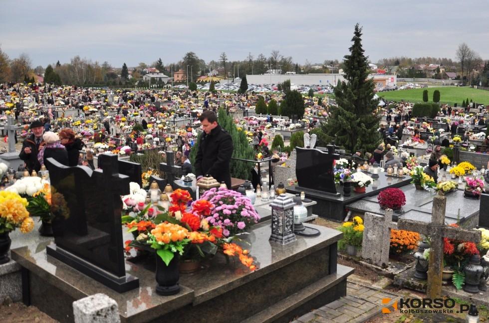Ponad 400 zmarłych w powiecie kolbuszowskim - Zdjęcie główne