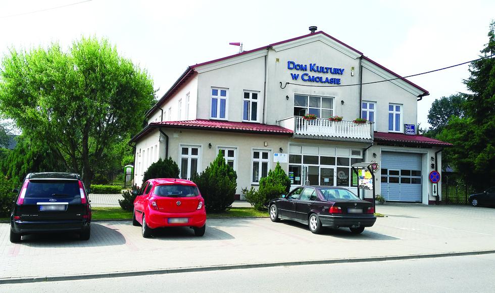 Gmina ogłosiła przetarg na remont Samorządowego Ośrodka Kultury w Cmolasie - Zdjęcie główne