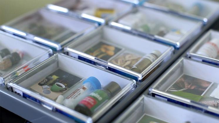 Podkarpacie: 28-latek z 4 kilogramami narkotyków w rękach policji - Zdjęcie główne