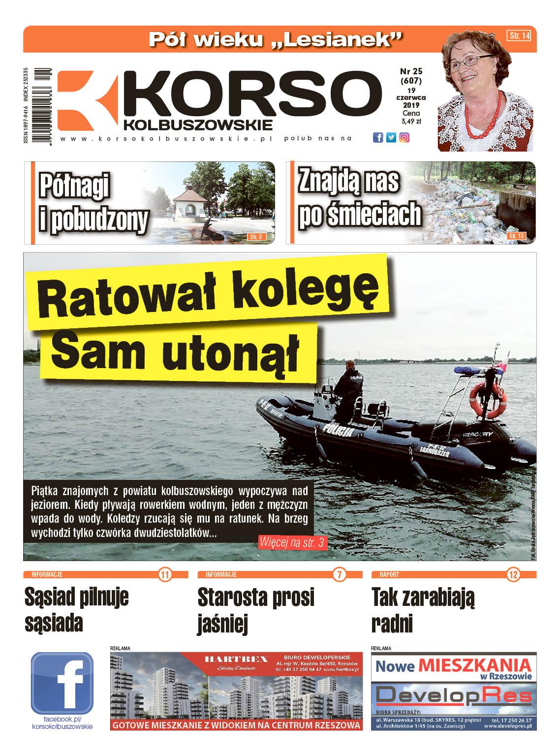 Korso Kolbuszowskie - nr 25/2019 - Zdjęcie główne