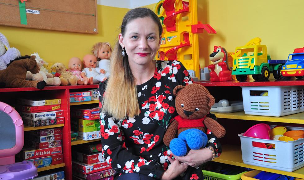 Aneta Konefał - Misiowa Mama z Kolbuszowej - Zdjęcie główne