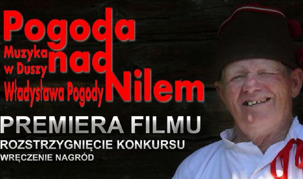 """Dzisiaj o 19:00 w MDK w Kolbuszowej odbędzie się premiera filmu """"Pogoda nad Nilem"""" - Zdjęcie główne"""