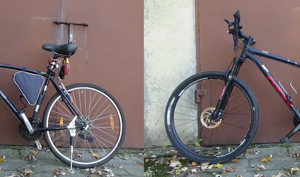 Nowodębska policja poszukuje właścicieli dwóch rowerów | ZDJĘCIA | - Zdjęcie główne