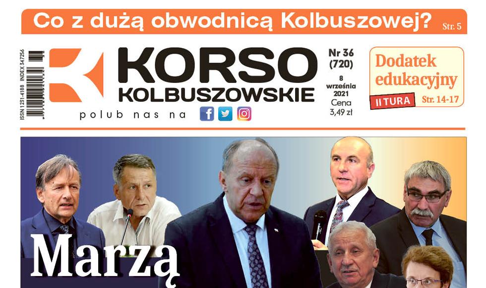 Nowy numer Korso Kolbuszowskie 36/2021 - Zdjęcie główne