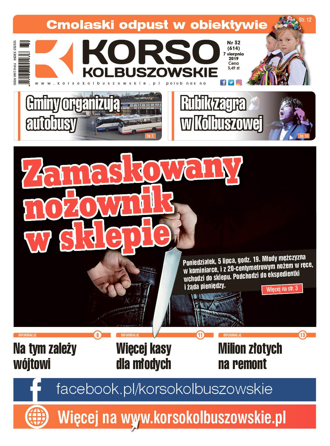 Korso Kolbuszowskie - nr 32/2019 - Zdjęcie główne