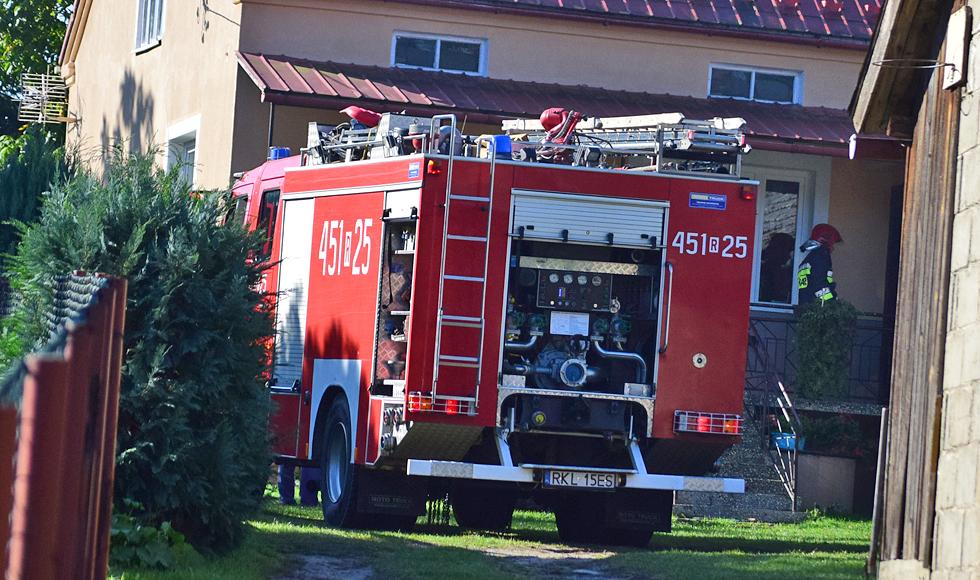 Takich pożarów było w ostatnim czasie więcej. Strażacy zostali wezwani do ugaszenia ognia w kominie  - Zdjęcie główne