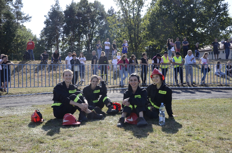 Powiatowe Zawody Sportowo-Pożarnicze w Raniżowie [ZDJĘCIA] - Zdjęcie główne