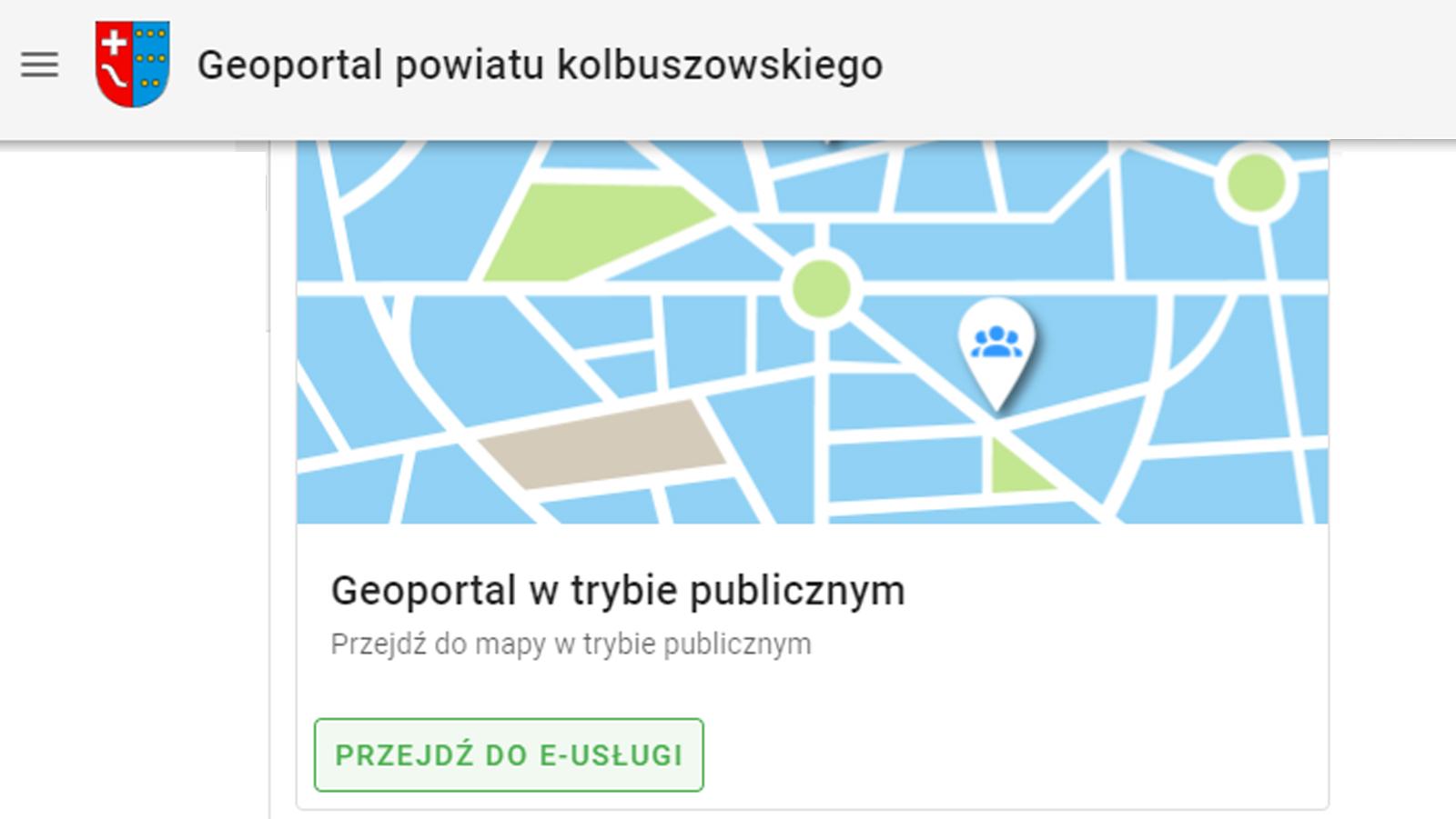 Geoportal Kolbuszowa. Teraz mapę i wypis załatwisz przez internet - Zdjęcie główne