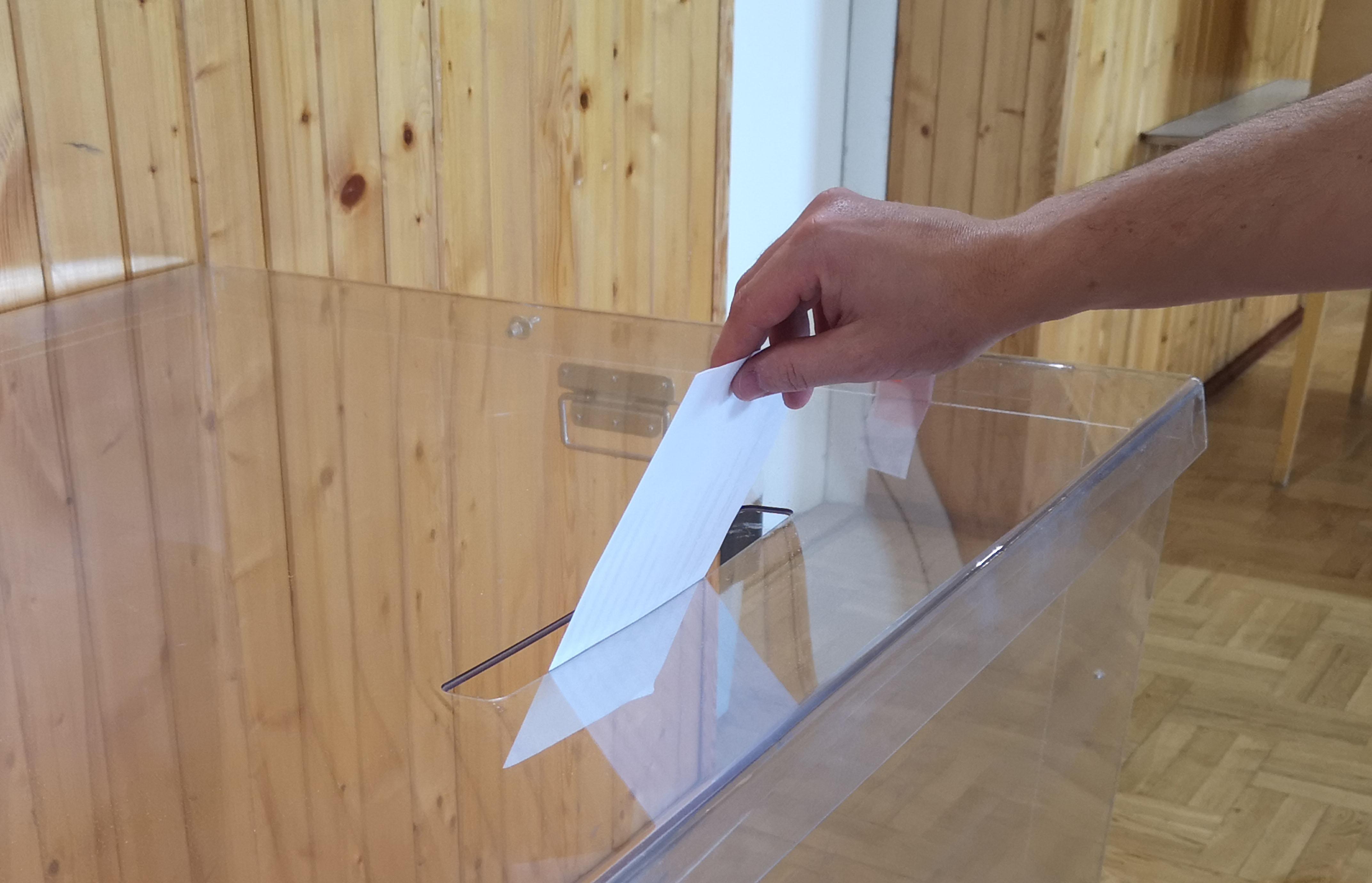 Frekwencja wyborcza w powiecie do godz. 17 - Zdjęcie główne