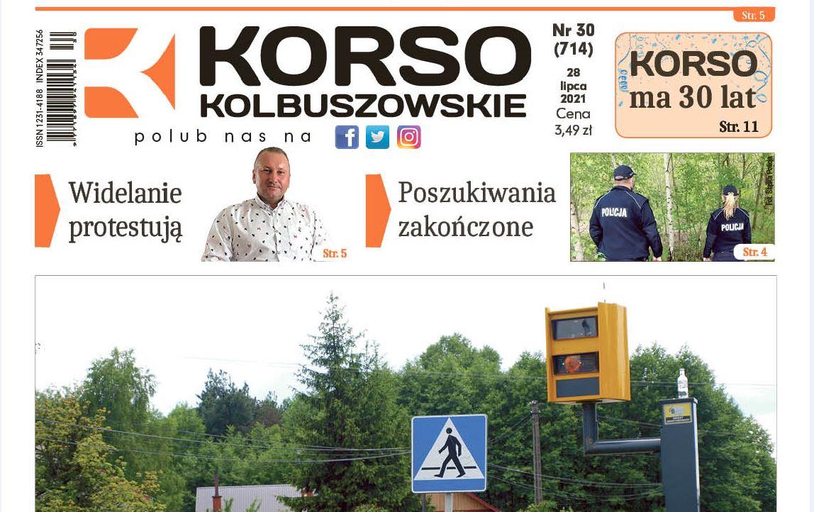 Nowy numer Korso Kolbuszowskie 30/2021 - Zdjęcie główne