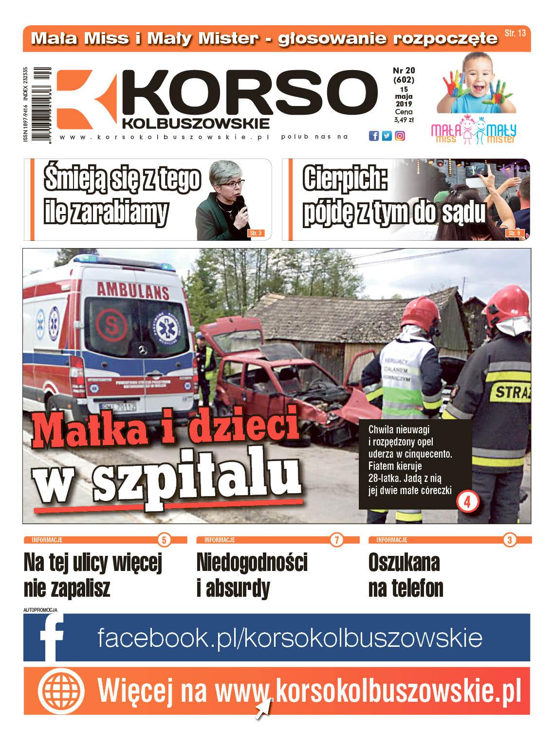 Korso Kolbuszowskie - nr 20/2019 - Zdjęcie główne