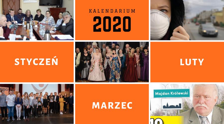 Kalendarium 2020 - wydarzenia w powiecie kolbuszowskim [CZĘŚĆ I] - Zdjęcie główne