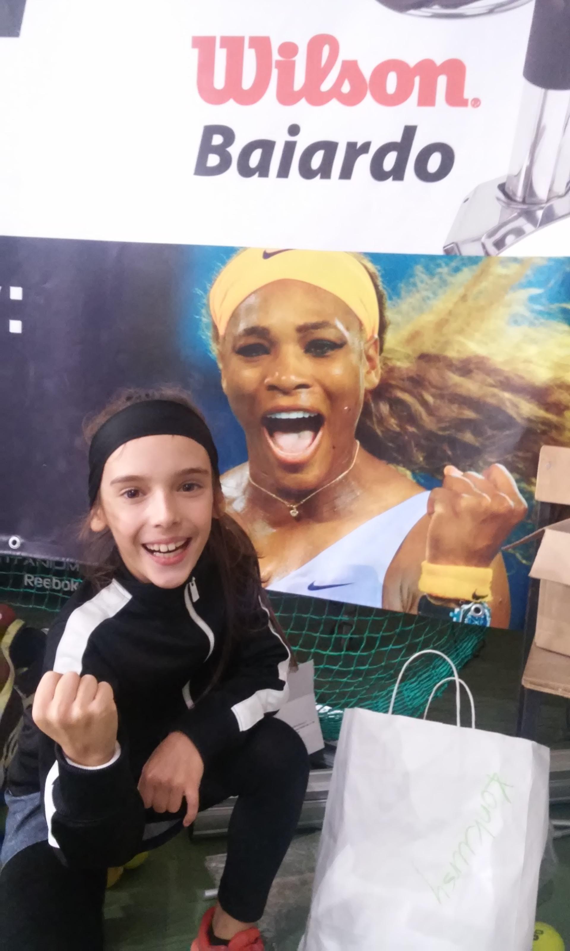 Młoda tenisistka z Kolbuszowej dopisała do swojej bogatej kolekcji kolejne trofeum - Zdjęcie główne