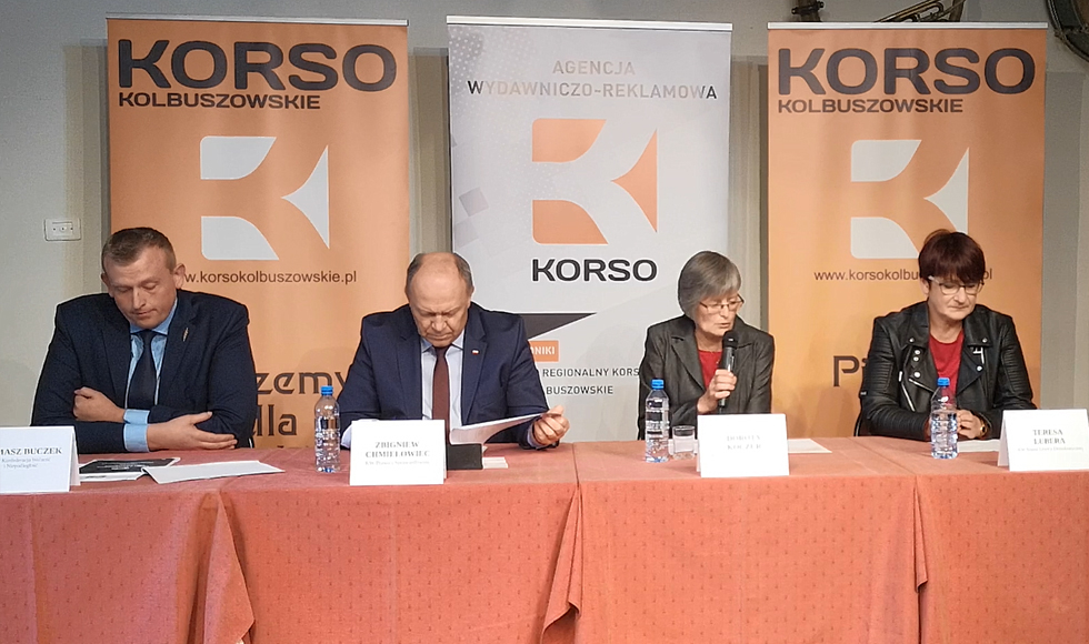 Argumenty, obietnice i ostre słowa - debata wyborcza Korso za nami |WIDEO| - Zdjęcie główne