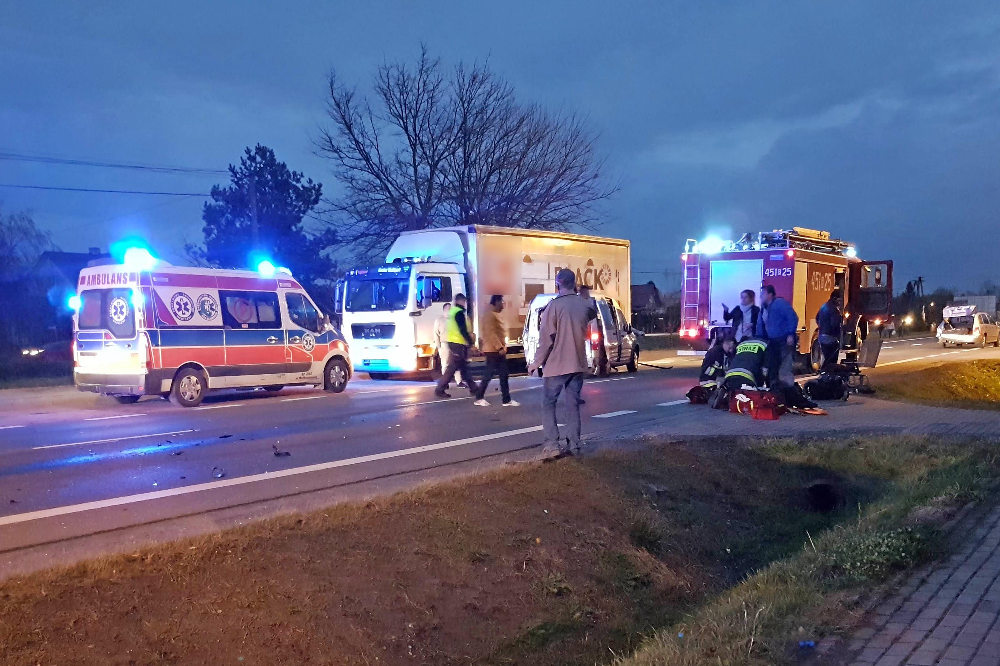 Do 8 lat pozbawienia wolności grozi kierowcy, który jest podejrzany o spowodowanie wypadku w Kolbuszowej Górnej - Zdjęcie główne