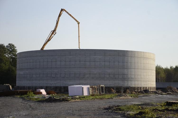 Jak idą pracę nad budową jedynej biogazowni w powiecie kolbuszowskim? Sprawdź szczegóły - Zdjęcie główne