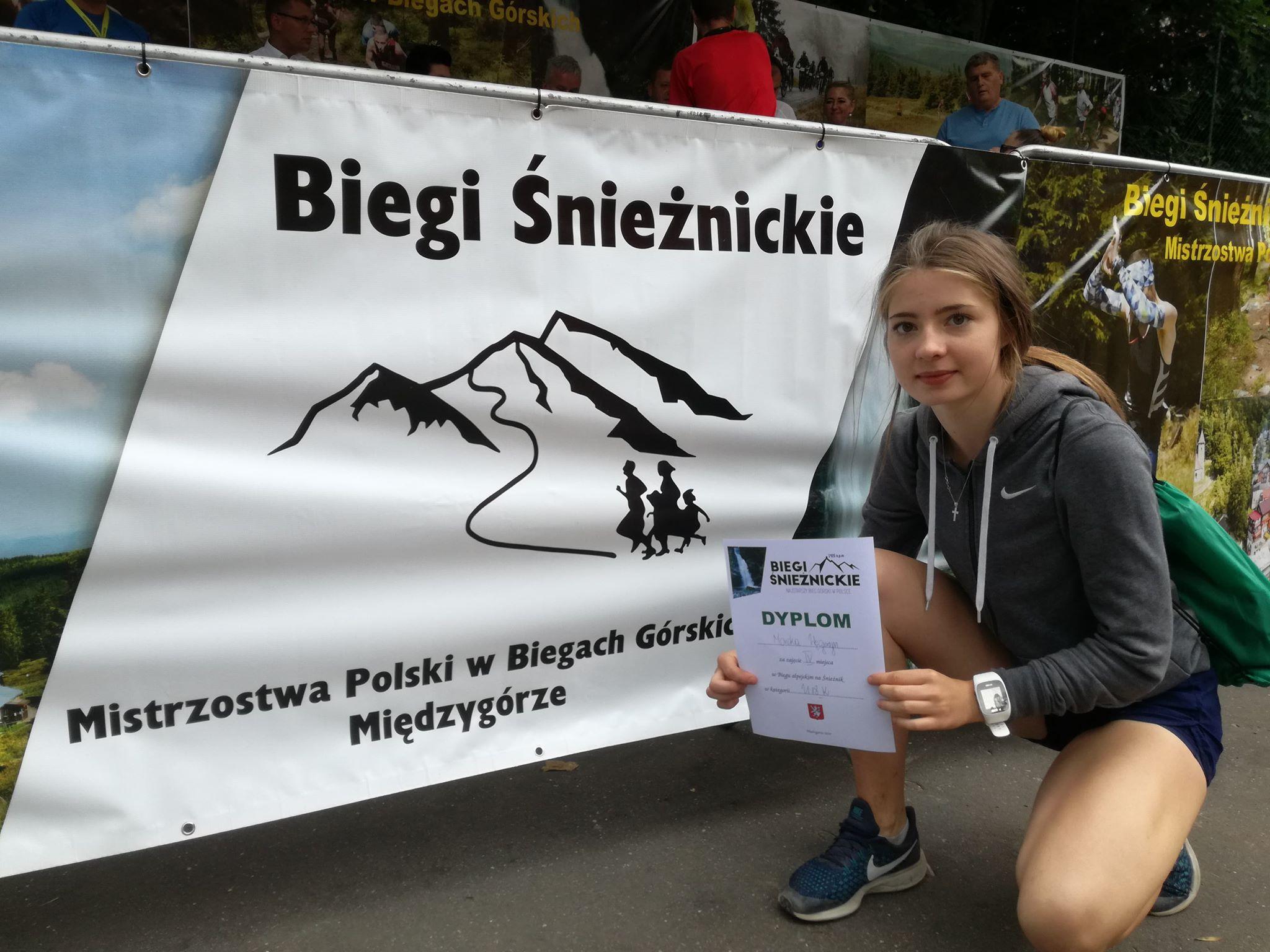 Monika Węgrzyn na mistrzostwach Polski. Jak poradziła sobie zawodniczka kolbuszowskiej Tiki-Taki?  - Zdjęcie główne
