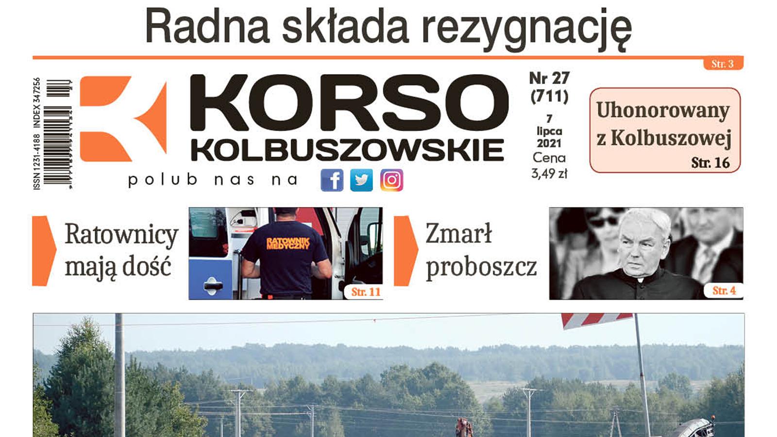 Nowy numer Korso Kolbuszowskie 27/2021  - Zdjęcie główne