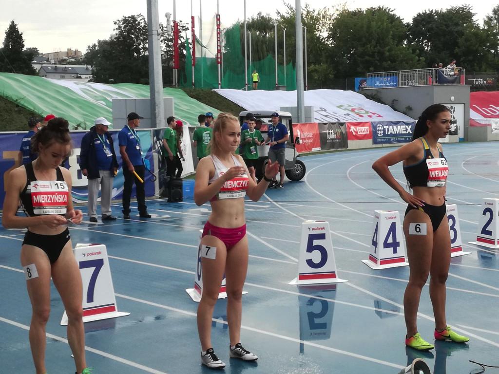 Magdalena Niemczyk i Szymon Zięba reprezentowali nasz powiat na mistrzostwach Polski w Lublinie - Zdjęcie główne