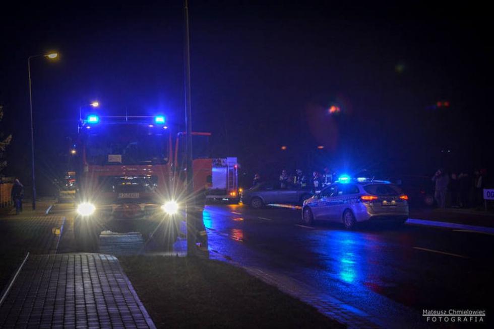 Z PODKARPACIA. Dwójka dzieci trafiła do szpitala po wypadku - Zdjęcie główne
