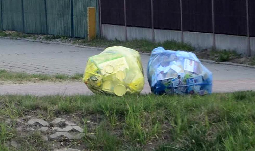 Po worki na śmieci musisz pójść do urzędu  - Zdjęcie główne