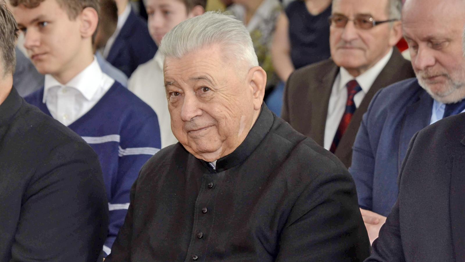Werynia: Ksiądz Stanisław Wójcik świętował jubileusz kapłaństwa - Zdjęcie główne