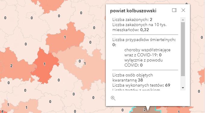 Koronawirus na Podkarpaciu. Nowe zakażenia [poniedziałek - 23 sierpnia] - Zdjęcie główne
