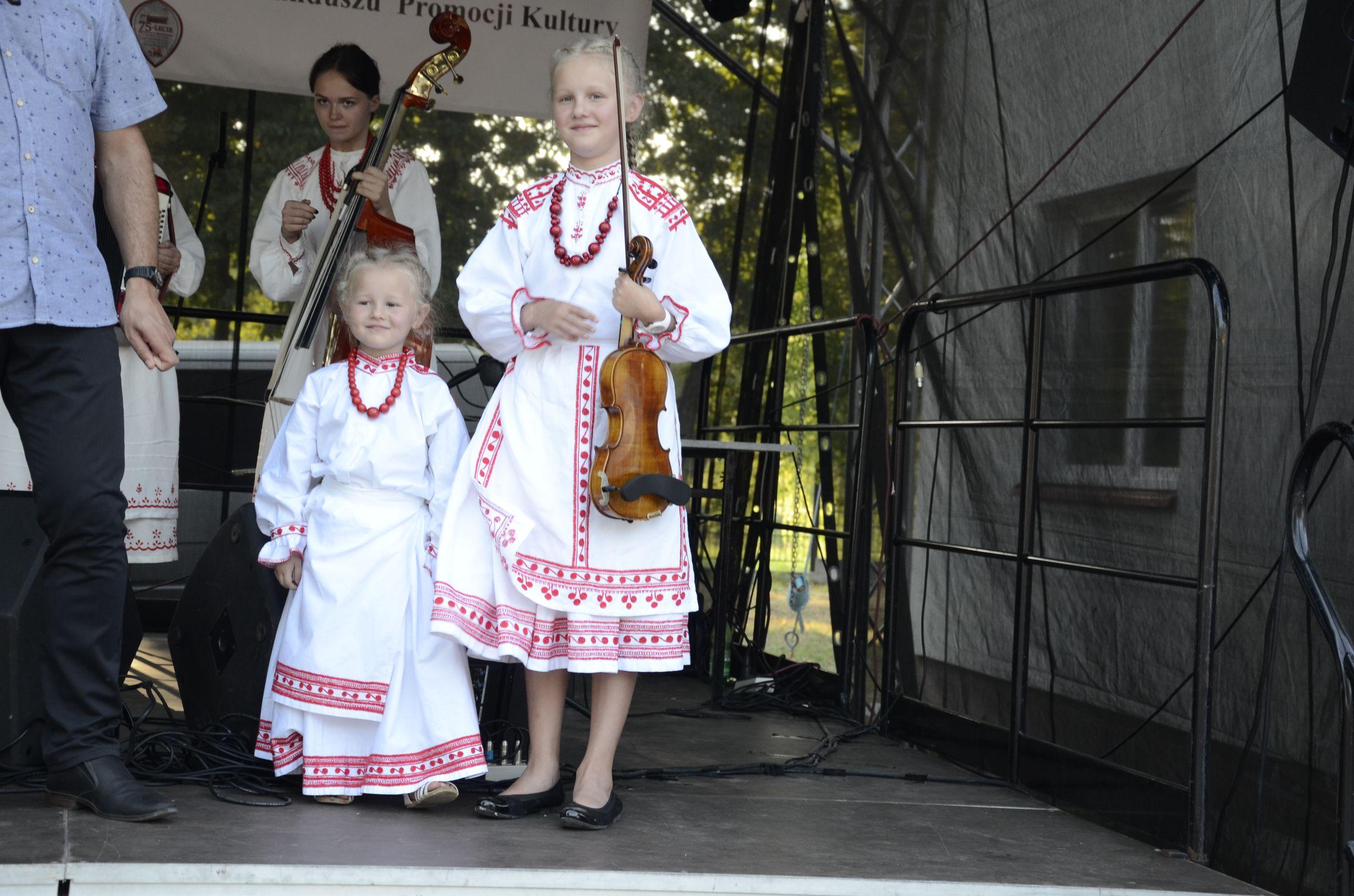 OSP w Hucie Komorowskiej świętowała 75 lat istnienia. Zorganizowano festiwal [ZDJĘCIA] - Zdjęcie główne