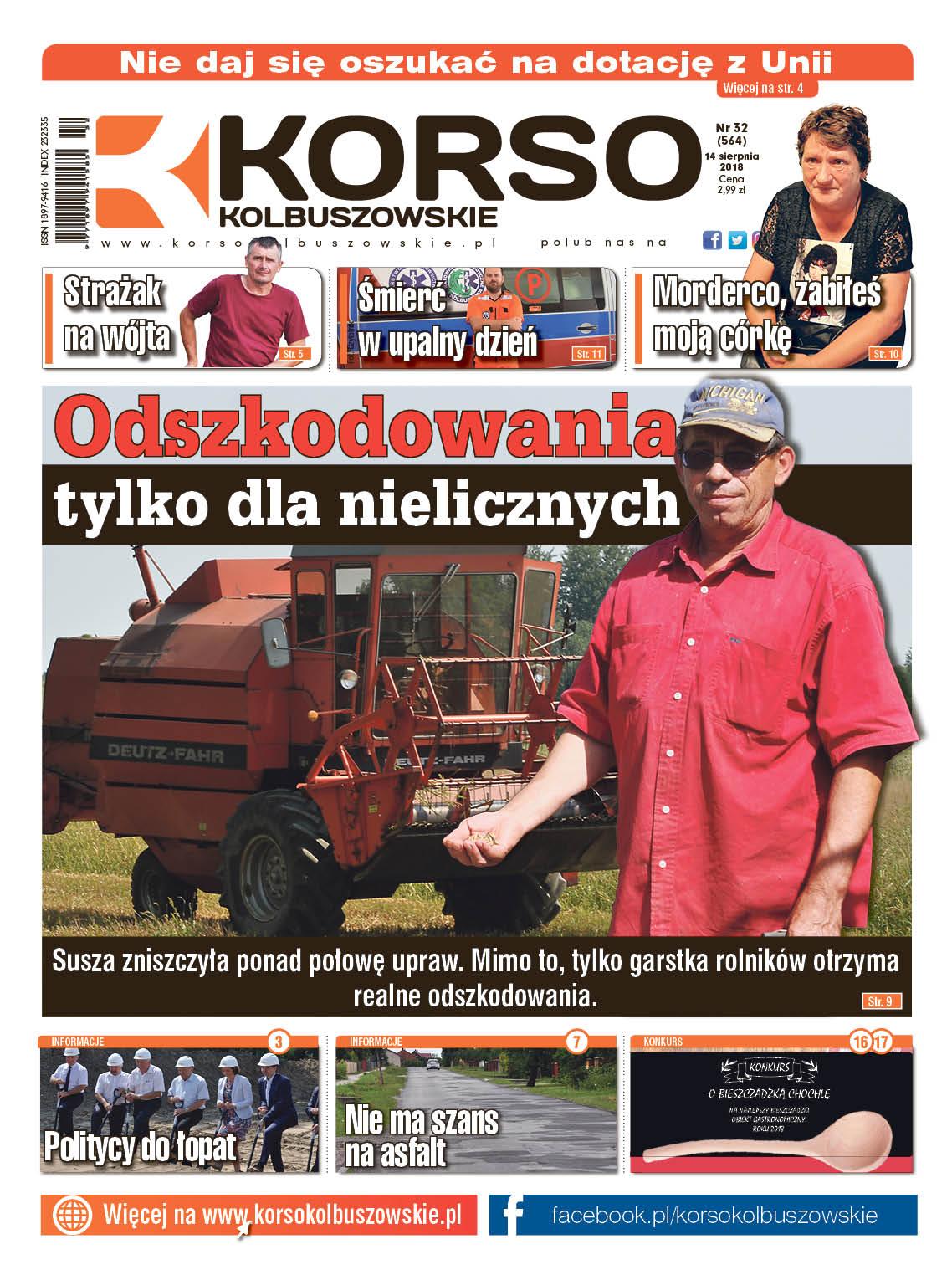 Korso Kolbuszowskie nr 32/2018 - Zdjęcie główne