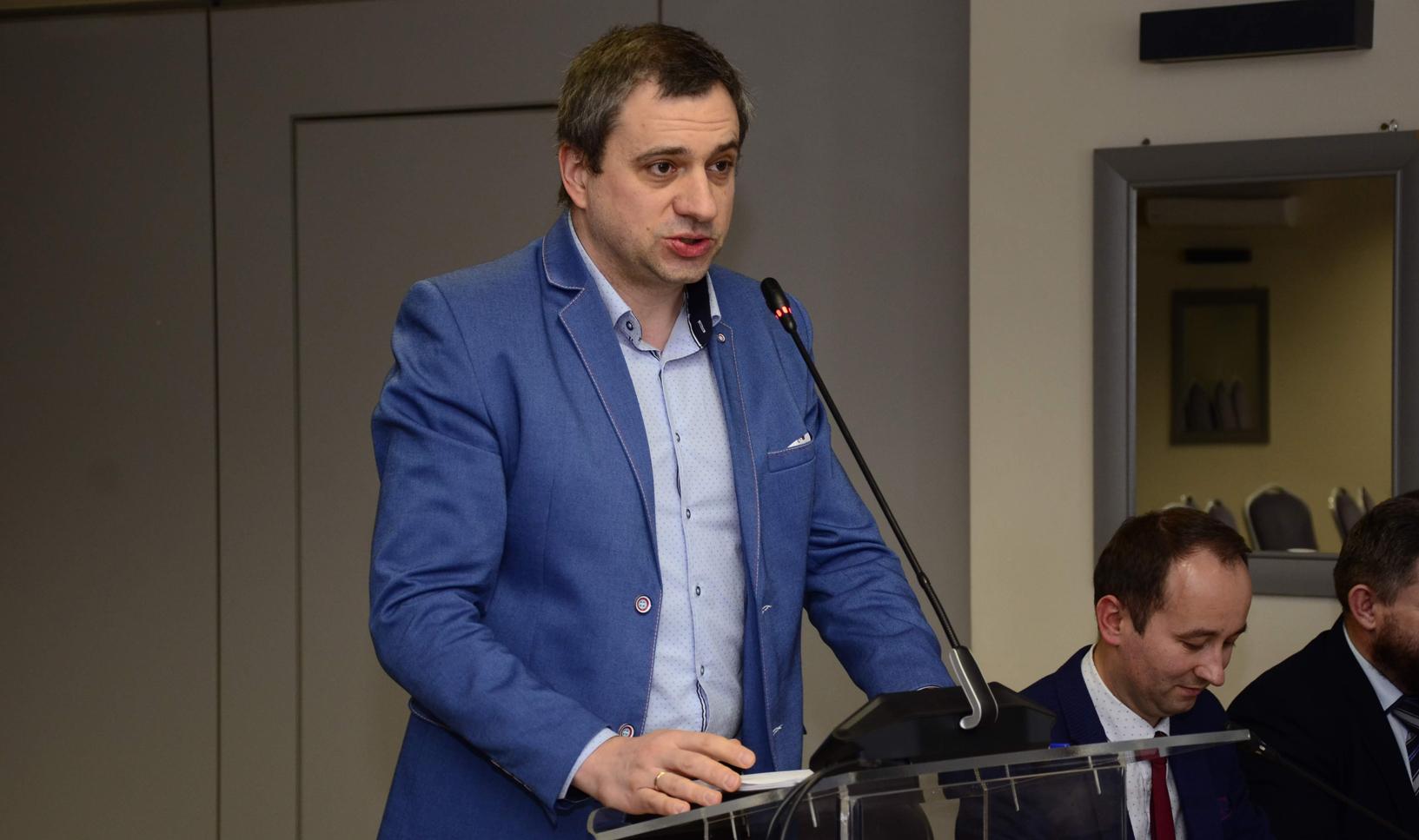 Jacek Mroczek już oficjalnie pełni funkcję skarbnika gminy Kolbuszowa - Zdjęcie główne