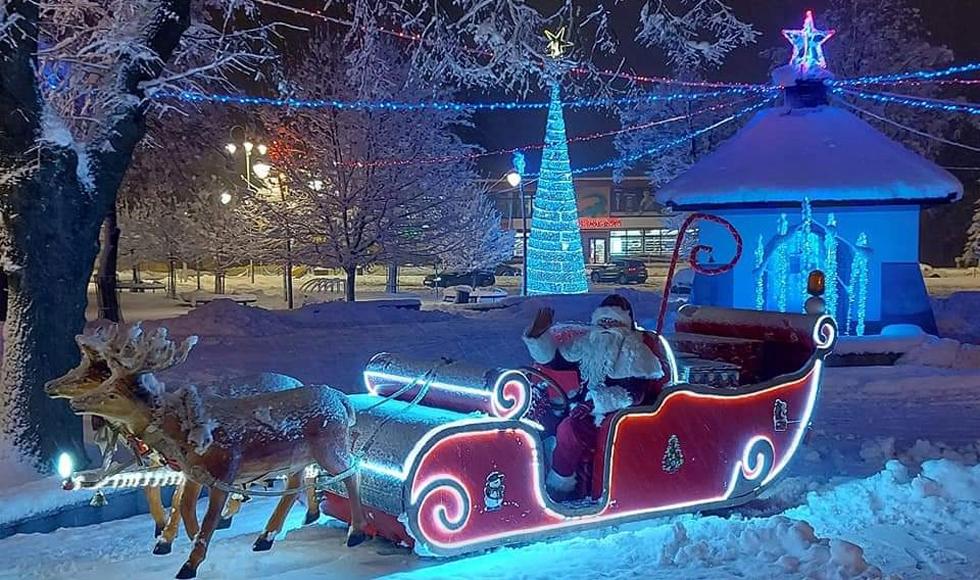 WOŚP Kolbuszowa: Wylicytuj przejazd saniami św. Mikołaja w Kolbuszowej [WIDEO] - Zdjęcie główne